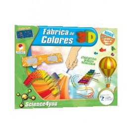 FABRICA DE COLORES 3D