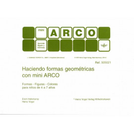 HACIENDO FORMAS GEOMETRICAS (MINI ARCO) 505021