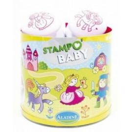 BABY STAMP PRINCESAS Y PRINCIPES