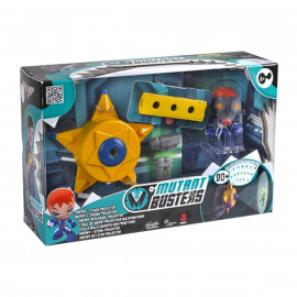 MUTANT BUSTERS SHERIFF+ PLACA PROYECTOR
