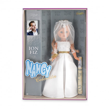 NANCY COLECCION NOVIA