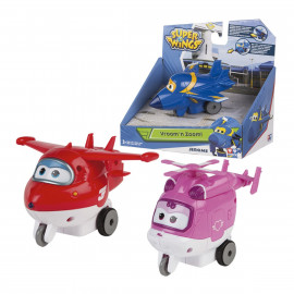 SUPERWINGS FRICCION