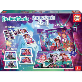 SUPERPACK ENCHANTIMALS