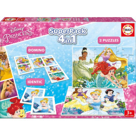 SUPERPACK DISNEY PRINCESAS