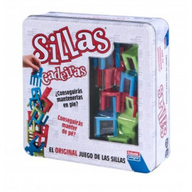SILLAS COLORS