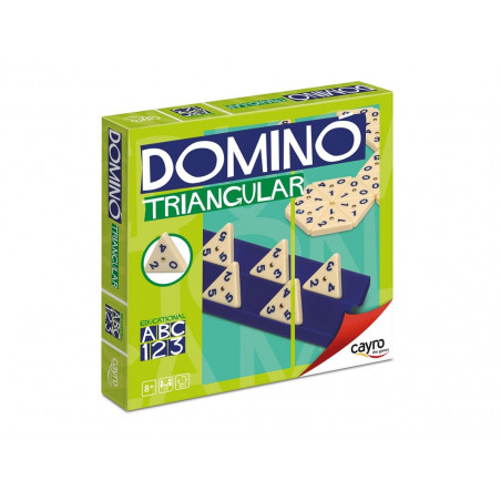DOMINO TRIANGULAR