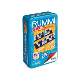 METAL BOX RUMMI 4 VIAJE