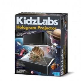 KIDZLABS PROYECTOR HOLOGRAFICO