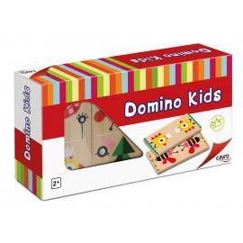 DOMINO ANIMALES EDU FOR KIDS