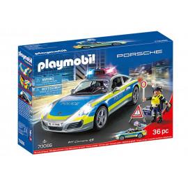 PORSCHE 911 CARRERA 4S POLICIA 70066