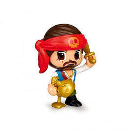 PINYPON ACTION PIRATA PELO MARRON