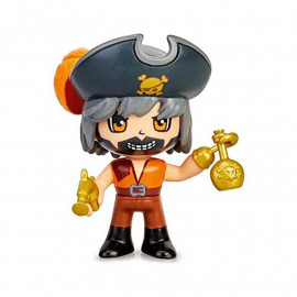 PINYPON ACTION PIRATA PELO GRIS