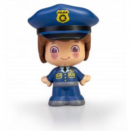 MY FIRST PINYPON POLICIA