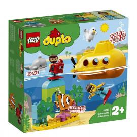 LEGO DUPLO AVENTURA EN SUBMARINO 10910